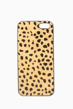 ShopSosieJungle Cat iPhone 5 Case