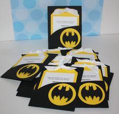 Batman Birthday Banner by yadyscreations on Etsy