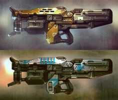 Weapon concept #2 by ~Talros on deviantART