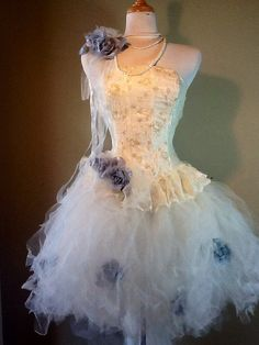 Modern Vintage Tutu in by Elena Collection  $??475.00