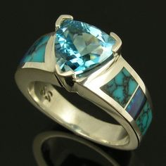 Not in love with the shapes, but love the aquamarine and turquoise mix