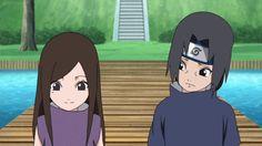 Naruto Shippuden - Itachi and Izumi