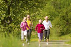 Mai : le mois de l'activité physique! Profitez-en pour bouger!