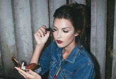 Classy makeup