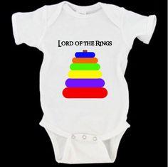 Liam needs this onesie #lordoftheringd #otmom
