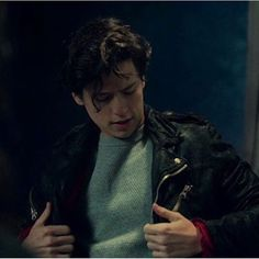 You know what jughead. If ya wanna become a serpent. Then become a serpent