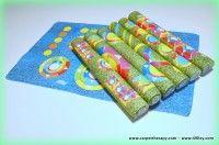 CarpetTherapy SET-7pcs transfer pad http://www.49lley.com/p/191/carpettherapy-set-7pcs-travel-pad