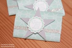 Goodie Stampin Up Give Away Gift Idea Verpackung Tischdekoration