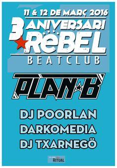 #RebelBeatClub #Salamandraclubs #Aniversary