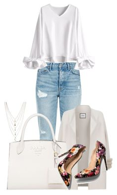 """""""Untitled #2146"""" by social-outcast-16 on Polyvore featuring GRLFRND, Max & Moi and Ettika"""