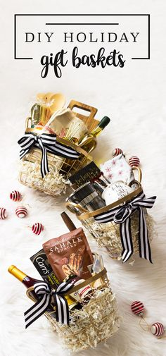 One thing's for certain, you can never have too many last-minute present ideas! Whether you need a white elephant, secret santa, or hostess gift, these DIY Holiday Gift Baskets are sure to give you some much-needed inspiration. For the foodie in your life, simply wrap an assortment of Mirassou Pinot Noir, Smucker's Strawberry Fruit and Honey Spread, Sahale Snacks Valdosta Pecans Glazed Mix, and Carr's Table Water Crackers. Once you check out Target for gift-giving ideas, the options are…