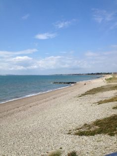 Lee-on-the-Solent Beach in Lee-on-the-Solent, Hampshire
