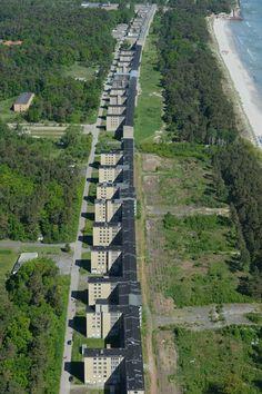 Deutschlands bizarrste Baustelle: Nazi-Ruine wird Luxus-Resort - TRAVELBOOK.de