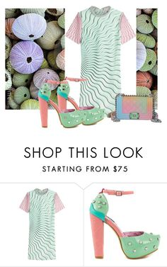 """""""Untitled #327"""" by secureyourlunch ❤ liked on Polyvore featuring Mary Katrantzou, Iron Fist and Chanel"""