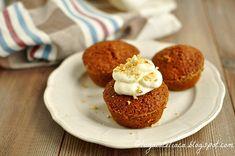 La gaia celiaca: Cupcakes senza glutine alle carote e nocciole con ...