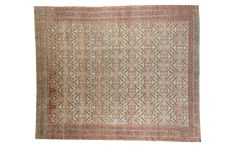 11x13 Antique Tabriz Carpet :: ONH Antique Carpet ee001360