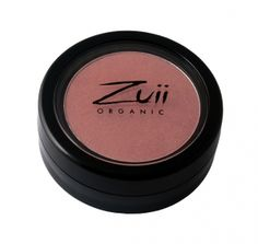 Zuii Organic Flora Blush Grapefruit.  Zuii Organic delivers simple and effective Talc Free colour tones reinforced with Certified Organic rose petals to soothe and tone, Jasmine buds also soothing with properties that encourages repair of scar tissue plus the added benefit of Chamomile flowers one of the oldest medicinal plants, calming healing. Create any look you desire.
