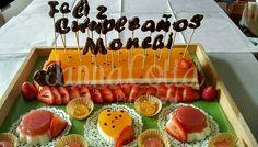 Cumpleaños Monchi