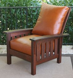 morries chairs - Google Search & Gustav Stickley Reclining chair No. 2340 (No. 336) | Arts and ... islam-shia.org