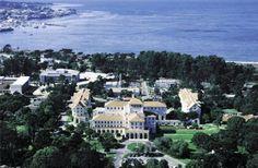 Naval Postgraduate School Base, Monterey, CA...check! :)