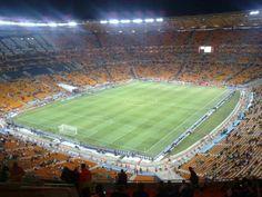 FNB Stadium, Johannesburg, South Africa – 94,736 - Soccer / football