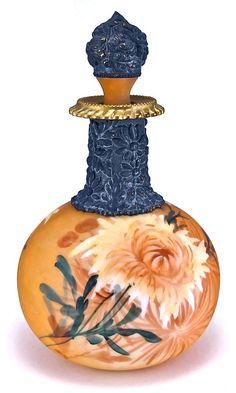 highvictoriana: Mount botella de perfume Washington, 1880.