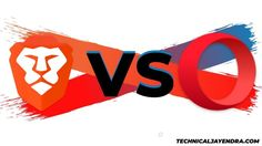 Brave Vs Opera Let's compare both of them and see which one is better Brave Browser or Opera Browser in terms of features, privacy, speed, security. Brave Browser, Web Browser, 4g Internet, Opera Browser, Win Win Situation, Browser Support, Online Security, Website Themes, Android Smartphone