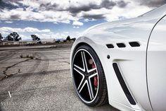 Maserati Grand Turismo MC Stradale edition | Vellano VRH-C concave wheels