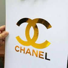 Image result for free printable chanel logo
