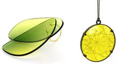lenses for jewelry by Jiro kamata