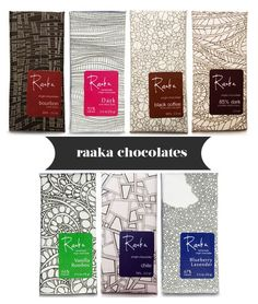 Great chocolate packaging