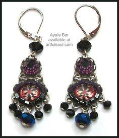 Ayala Bar Galaxy Earrings