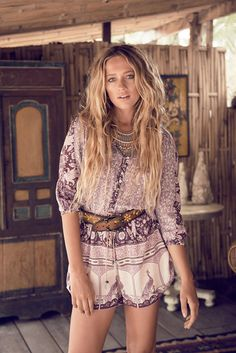 Zippora Seven For Spell & The Gypsy Collective LookBook