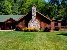 Vacation Cabins, Beautiful Romantic Weddings, and Private Banquets in the Hocking Hills region of Ohio - Crockett's Run, Beautiful Romantic Weddings
