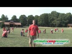 Everybody's It Tag - Ultimate Camp Resource - YouTube