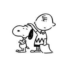 Snoopy et Charlie Brown Doodle Drawings, Easy Drawings, Doodle Art, Peanuts Cartoon, Peanuts Snoopy, My Planner Colibri, Charlie Brown Und Snoopy, Bibliotheque Design, Minimal Drawings