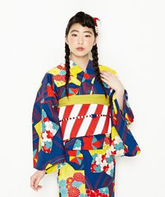 【ZOZOTOWN 送料無料】ふりふ(フリフ)の着物/浴衣「浴衣「流星かるた」」(0651-393800)を購入できます。