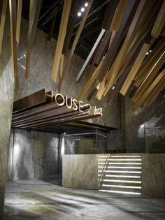 METEOR CINEMA in Guangzhou, China designed by One Plus Partnership Limited. #meteorcinema #cinema #Guangzhou #interiordesign #interior #design #oneplus #virginialung #ajaxlaw