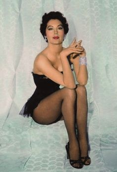 Ava Gardner ~ more perfection...