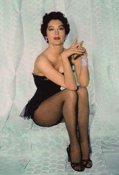 Ava Gardner ~ more perfection...