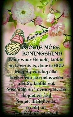 Good Night Wishes, Good Morning Good Night, Bible Quotes, Qoutes, Christian Poems, Goeie More, Afrikaans Quotes, Special Quotes, Empowering Quotes