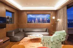New Hotel em Atenas por Irmãos Campana |