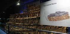 The Mary Rose - Portsmouth Museum