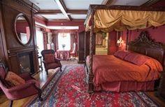 Gramercy Mansion Bed & Breakfast in Stevenson, Maryland | B&B Rental