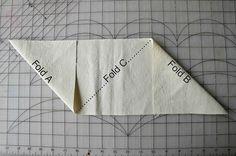 origami market bag tutorial