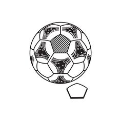 tipografía, ilustración y fútbol