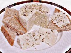 Ricota Caseira Zero - Dieta Dukan | Receitas e Sabores do Mundo