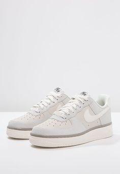 Nike Sportswear AIR FORCE 1 '07 - Sneakers laag - sail/black/light taupe - Zalando.nl