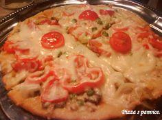 Fotorecept: Pizza z panvice