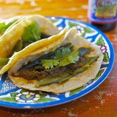 Chili Relleno Tacos